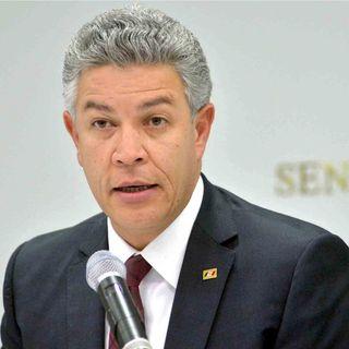 David Penchyna, dijo que tuvo diferencias con Lozoya, por la reforma energética
