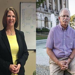 Dr. Kelli Ward & Mark Janus
