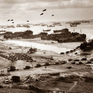 Classic Radio Theater for June 6, 2021 Hour 1 - Looking back at D-Day, June 6, 1944