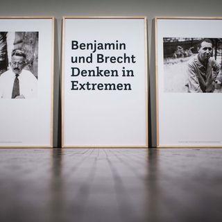 Tatsachenreihe - Wie Brecht und Benjamin einen Krimi schreiben wollten