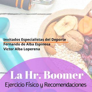 LA HR, BOOMER ESPECIAL DE EJERCICIO Y TIPS