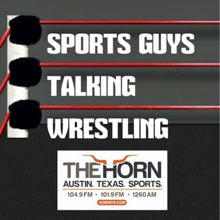 SGTW Ep 236 Sep 23 2020 Jay Lethal talks ROH Pure and WWE Clash preview