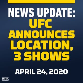 Dana White Announces Trio of Events in Jacksonville Reaction