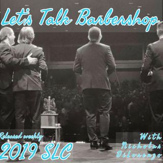 Let's Talk Barbershop S1E10 with Matt Swann
