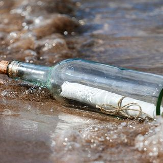 Gloucester Woman's Message In A Bottle Washes Ashore 18 Years Later