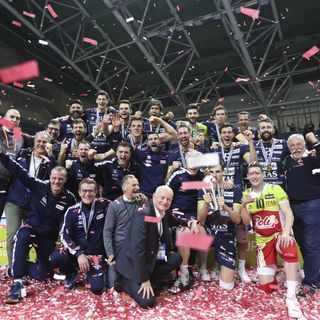 Da Radio Dolomiti: ultimi punti Finale 2019 CEV Cup Galatasaray-Trento 2-3 ad Istanbul