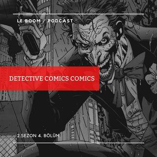 LeBoom S2.B4. - Detective Comics Comics
