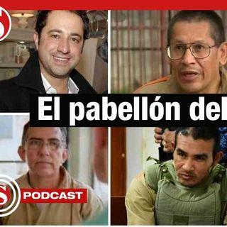 Uribe Noguera, el sexto inquilino del pabellón del miedo