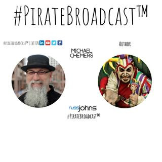 Catch Michael Chemers on the #PirateBroadcast™
