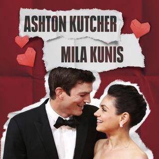 Ashton Kutcher y Mila Kunis, un amor de juventud
