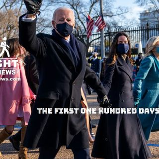 BIDEN'S FIRST ONE HUNDRED DAYS, HOW DID WE SURVIVE?