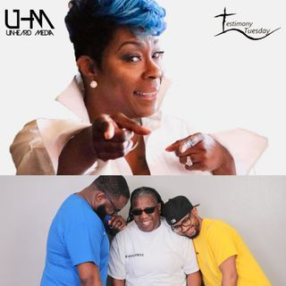Testimony Tuesday Radio Ep 5 with Lady Re-The Funny Lady