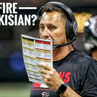 Should Steve Sarkisian Be Fired As Falcons OC?
