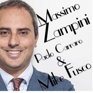 SPECIAL EDITION : Massimo Zampini , Michele Fusco e Paolo Carraro Super Ospiti a Radio Black&White1897