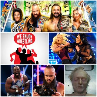 Ep 109 - EsSAWntial Business (WWE Layoffs, MITB News, Saw IV, More)