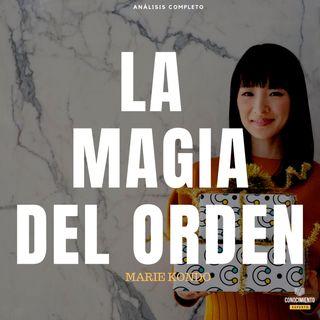 165 - La Magia del Orden (Marie Kondo)