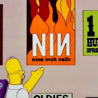 Further Down The Spiral with NIN