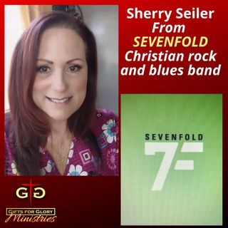 Sherry Seiler from 7Fold Christian Rock Band
