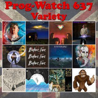 Episode 637 - Variety