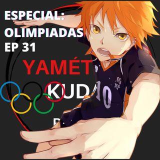 Ep 31: Especial Juegos Olímpicos Tokyo 2020