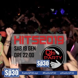 #djsparty - #hits2019 version - Mixed By Dj Cri
