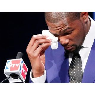 Is Kevin Durant too sensitive? NY Baseball trades & injuries! Mikey Garcia wins!