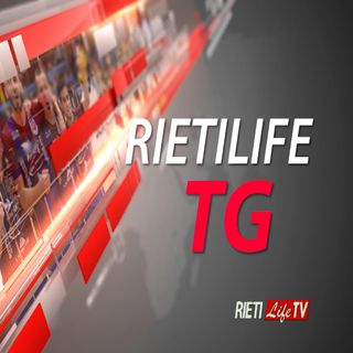 RietiLife TG del 15 maggio 2020