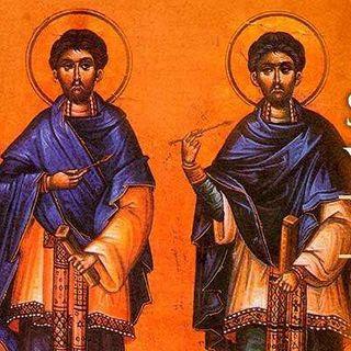 Domingo V de Cuaresma - Santos Jonás y Baraquicio, mártires