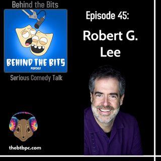 Episode 45: Robert G. Lee