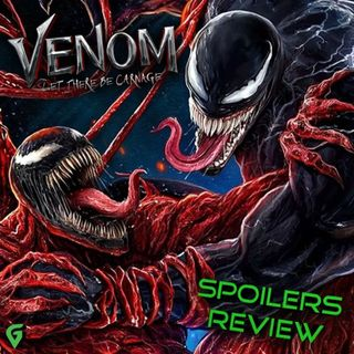 """""""Am I STILL On The Air?"""" Venom: Let There Be Carnage SPOILER Review"""