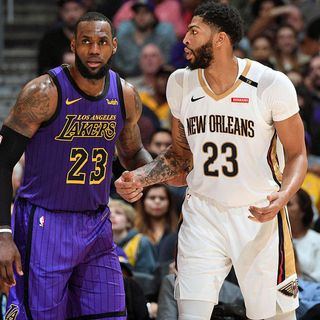 NBA Offseason Banter: Lakers Trade for Davis! Who Joins Lebron & AD? Kemba, Butler, or Kyrie?