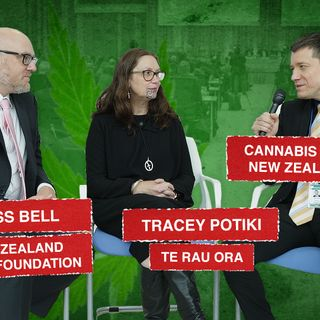 Interview with Ross Bell and Tracey Potiki
