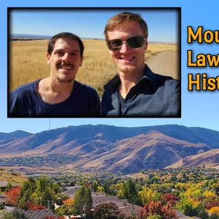 Mountain Views, Consciousness, Law of Attraction, and Hidden History with Matthew Lacroix