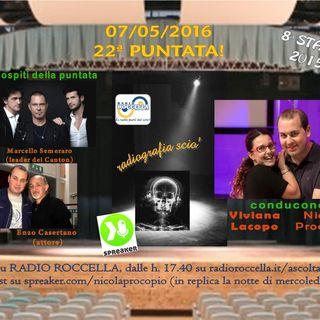 Radiografia Scio' - N.22 del 07-05-2016
