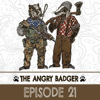The Angry Badger - Episode 21: The One Where The Internet Has Died