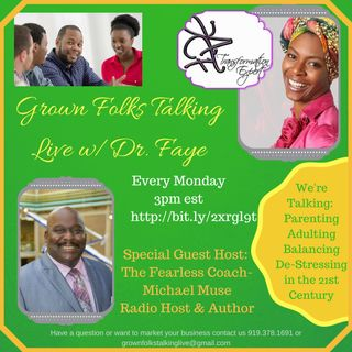 Grown Folks Talking- Can We Be Real for a Moment!!! Ep-1