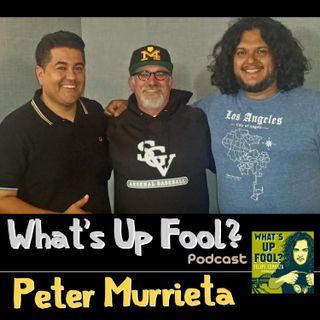 Ep 153 - Peter Murrieta