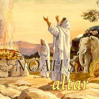 Noah's Altar, Genesis 8:20-22