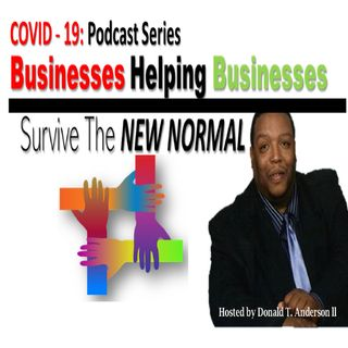 Episode 2 Featuring Dr. Derrick Martin