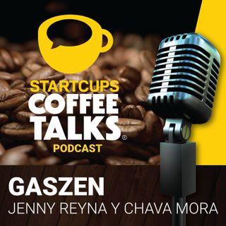 Gaszen, el internet de las cosas y el gas | STARTCUPS®