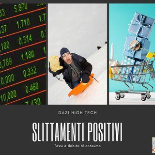 #217 La Borsa...in poche parole - 13/8/2019 - Slittamenti positivi