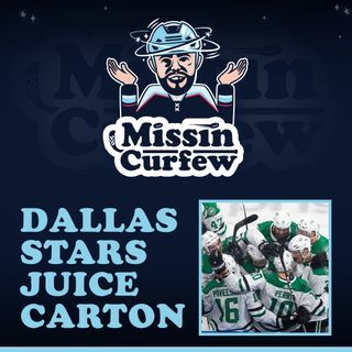 6. Dallas Stars Juice Carton