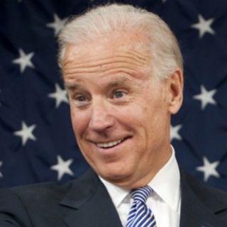 Joe Biden psychological look