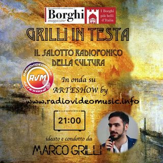 """Grilli in Testa"" di Marco Grilli"