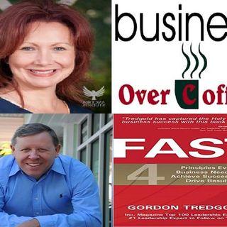Gordon Tredgold On Business Over Coffee International Radio