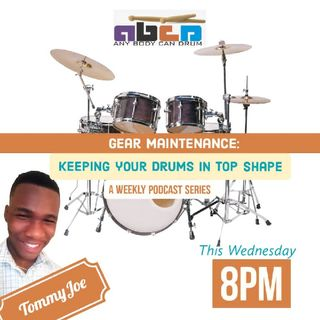 Keeping Your Drums In Top Shape