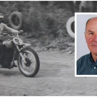 Addio a Battilana, campione di motocross e titolare della storica officina in vallata