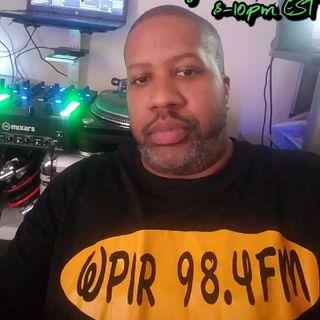 Episode 7 - The Playlist Radio Show