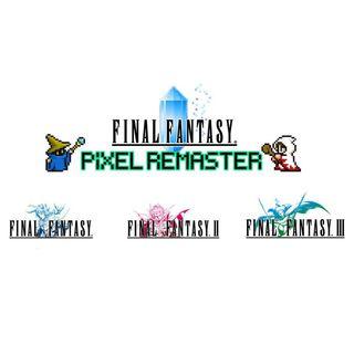 8x08 - Final Fantasy Pixel Remaster