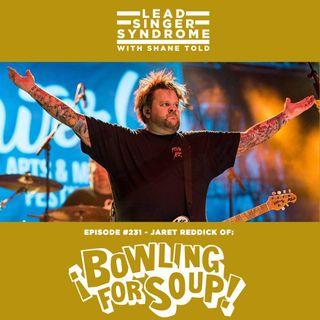 Jaret Reddick (Bowling For Soup)
